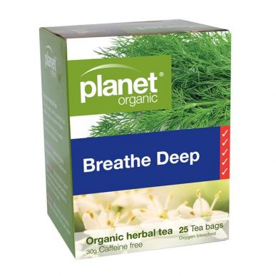 Planet Organic Breathe Deep