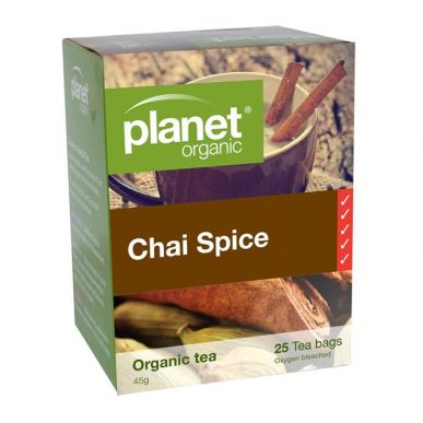 Planet Organic Chai Spice