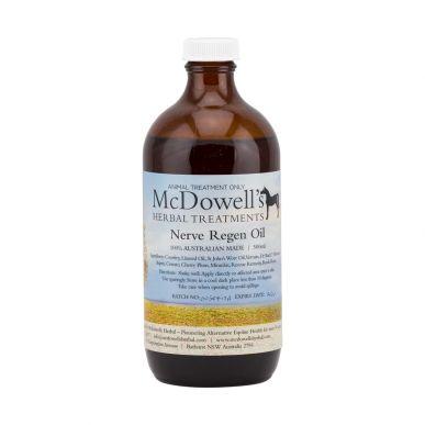 Nerve Regen Oil