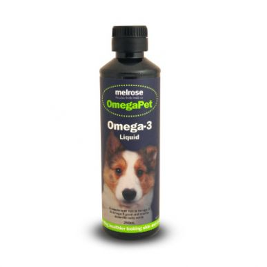 Melrose Omegapet Omega 3 Liquid 250ml
