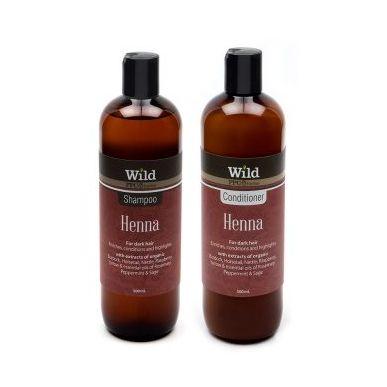 Wild Henna Shampoo