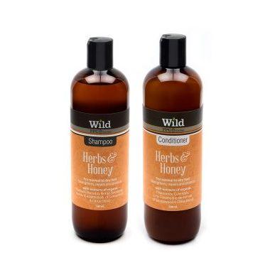 Wild Herbs & Honey Conditioner