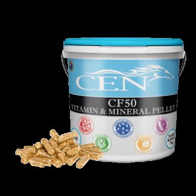 CEN CF50 Vitamin and Mineral Pellet