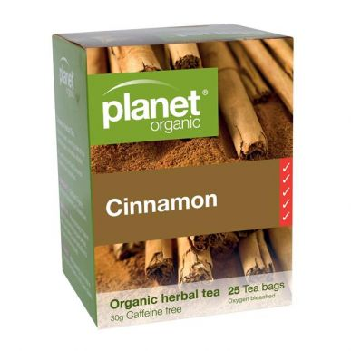 Planet Organic Cinnamon