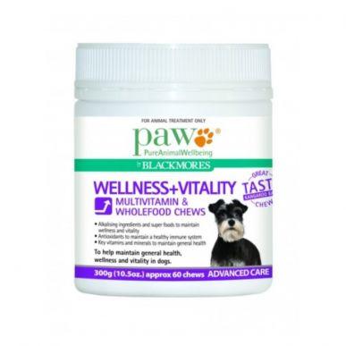PAW Wellness & Vitality Chews