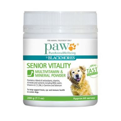 PAW Senior Vitality