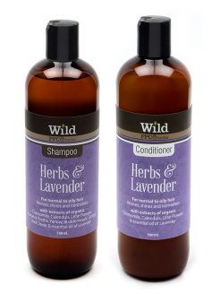 Wild Herbs & Lavender Shampoo
