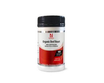 NXGEN ORGANIC BEEF HEART CAPSULES