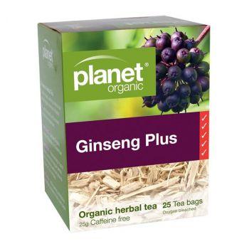 Planet Organic Ginseng Plus