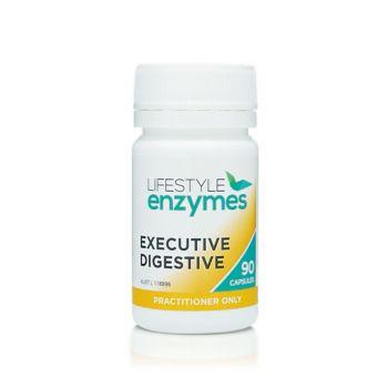 Lifestyle Enzymes Executive Digestive 90c