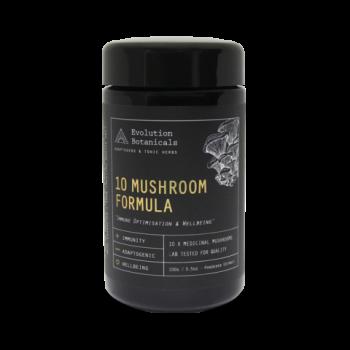 Medicinal Mushroom 10 Blend