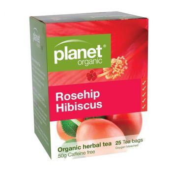 Planet Organic Rosehips & Hibiscus